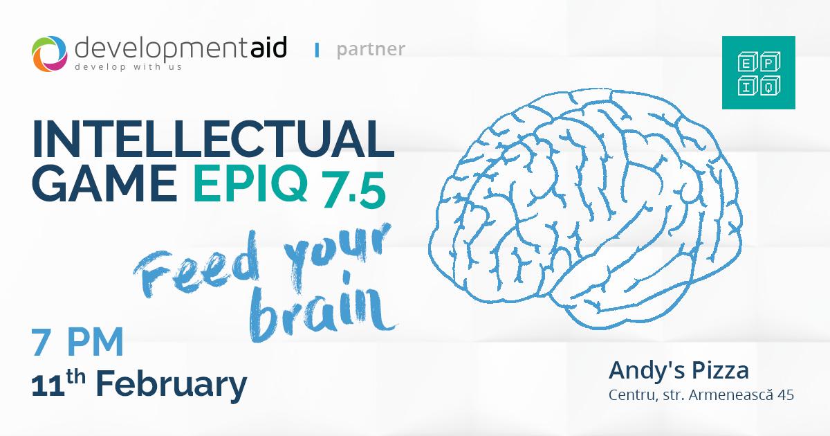 Joc intelectual EPIQ 7.5_fb7,5